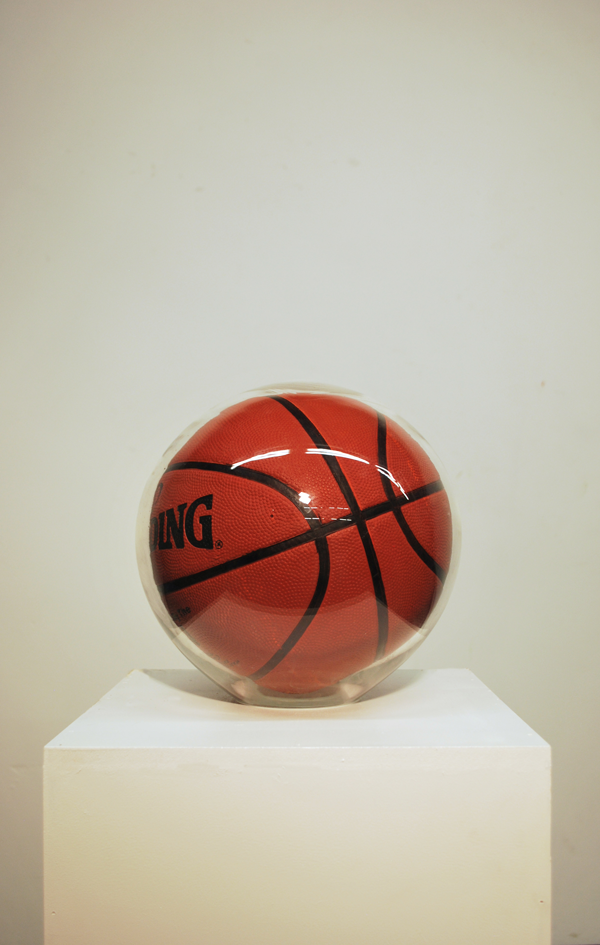 Glass Basketball